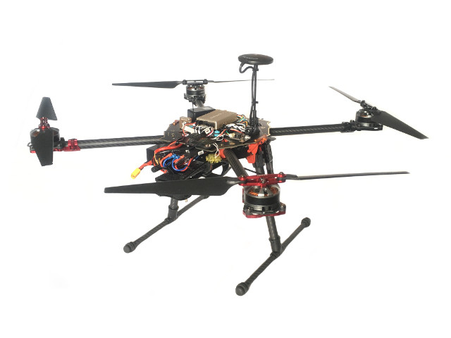 For Aerial Filming, Inspection, and Other Narrow-area Precision-Flights